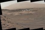 ՆԱՍԱ-ն հրապարակել է «Curiosity» մարսագնացի արած լուսանկարը