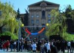Հունիսի 1-ին Ազգային ժողովի այգին բաց է լինելու քաղաքացիների համար