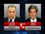 Լավրովն ու Քերրին քննարկել են ՌԴ և ԱՄՆ փոխգործակցությունն ուկրաինական ճգնաժամի հաղթահարման հարցում