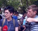 Украинский журналист: «Не думаю, что это может перейти в Майдан» (видео)