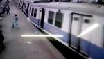 Մումբայում գնացքը թռել է կառամատույցին (տեսանյութ)