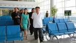 Կիմ Չեն Ընի կինը զարմացրել է լրագրողներին իր հագուկապով (լուսանկար)
