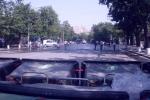 Ցուցարարներ. «Փողոցը ոստիկաննե՛րն են փակել, ոչ թե մենք» (լրացված)