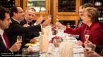 Մերկելն ու Օլանդն ընթրիքին կքննարկեն հունական հանրաքվեի արդյունքները