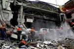 Թբիլիսիում բնակելի շենք է փլուզվել. կան զոհեր