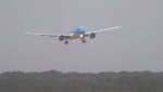 Նիդեռլանդյան «Բոինգը» հազիվ է խուսափել ավիավթարից փոթորկի ժամանակ վայրէջք կատարելիս (տեսանյութ)