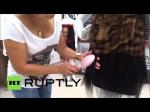 Բրազիլուհի վարսահարդարն իր հաճախորդների մազերից հագուստ է կարել (տեսանյութ)
