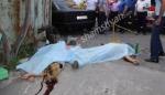 Երևանում ամուսիններին սպանողը նույն զենքով կրակել է իր վրա