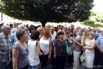 Կառավարության խոստումներին չվստահող նաիրիտցիները նորից ցույցի են դուրս եկել (լրացված)
