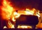 Այրվել է «Մերսեդես E140»–ի շարժիչի հատվածը