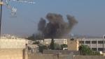 Սիրիայում ռազմական ինքնաթիռի վայր ընկնելու պատճառով 20 մարդ է զոհվել (տեսանյութ)