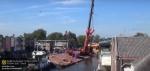 Նիդեռլանդներում կամրջի մի մասը փլվել և ընկել է բնակելի տների վրա (տեսանյութ)