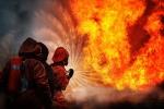 Մրգավանում հրդեհ է բռնկվել