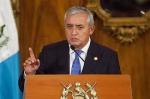 Գվատեմալայի Կոնգրեսն ընդունել է նախագահի հրաժարականը