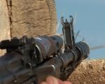 Հակառակորդը կիրառել է տարբեր տրամաչափի հրաձգային և հրետանային զինատեսակներ
