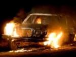 Ազատամուտ գյուղի ճանապարհին «Օպել» է այրվել
