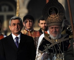 Հայաստանը կրոնապետություն է