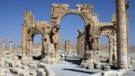 Боевики ИГ разрушили античную Триумфальную арку в сирийской Пальмире