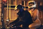 Դոնի Ռոստովում բայքերը ման է տվել գրեթե մերկ ընկերուհուն (տեսանյութ)