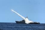 Ռուսական նավերը ևս հրթիռակոծել են Սիրիայում ԻՊ դիրքերը (տեսանյութ)