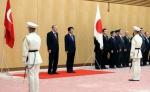 Էրդողանի այցը Ճապոնիա ուղեկցվել է տհաճ միջադեպերով