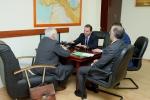 ԵԱՀԿ Մինսկի խմբի ֆրանսիացի համանախագահն այցելել է ՀՀ ՊՆ