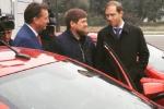Քադիրովը փորձարկել է նոր «Lada Vesta»-ն