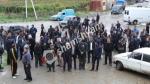 Արմավիրի գյուղերի բնակիչները բողոքի գործողություն են իրականացրել
