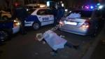 Կրակոցներ և սպանություն Երևանում (լուսանկար)
