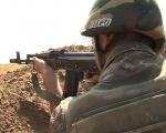 ՀԱՆ-17 տիպի նռնականետից /9 արկ/, հայ դիրքապահների ուղղությամբ արձակվել է ավելի քան 800 կրակոց