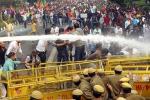 Թուրքիայում ոստիկանությունը հատուկ միջոցներ է կիրառել Էրդողանի դեմ բողոքող ցուցարարներին ցրելու համար (տեսանյութ)
