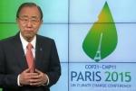 Պան Գի Մուն. «Ինչ եմ ակնկալում Փարիզում կայանալիք ՄԱԿ-ի կլիմայի փոփոխության հարցերով խորհրդաժողովից»
