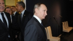 Ֆրանսիայում Պուտինի և Օբամայի հանդիպումը տևել է կես ժամ