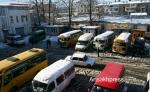Առատ ձյան պատճառով Արցախի մի շարք ներհանրապետական երթուղիներ չեն սպասարկվել