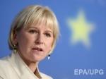 Հայաստան կայցելի Շվեդիայի արտաքին գործերի նախարարը