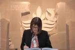 Սերբիայի ԱԺ նախագահ Մայա Գոյկովիչի գլխավորած պատվիրակությունն այցելել է Ծիծեռնակաբերդ