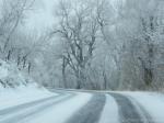 ՀՀ որոշ ավտոճանապարհների տեղում է թույլ ձյուն