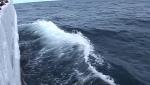 Օխոտի ծովում գտնված լաստանավում մարդիկ չեն եղել (տեսանյութ)