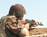 В направлении армянских позиций было произведено около 700 выстрелов