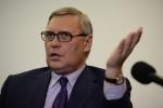 ՊԱՌՆԱՍ–ի նախագահ Կասյանովի վրա տորթ են շպրտել