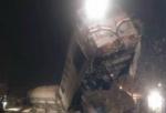 Եգիպտոսում ուղևորատար գնացք է գծերից դուրս եկել (տեսանյութ)