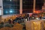 Ստամբուլում «մոլոտովի կոկտեյլներ» են նետել իշխանամետ 2 թերթի խմբագրությունների վրա