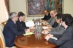Քննարկվել են «Ենթակառուցվածքների կայունության աջակցության ծրագիր-փուլ 2»-ի քաղաքականության   առաջնահերթությունները
