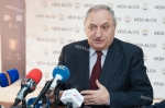 Վ. Բոստանջյան. «Հայաստանը 2016-ին տնտեսապես նահանջելու տեղ այլևս չունի»