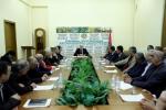 ՀՀ գյուղատնտեսության նախարարը հանդիպել է կաթ վերամշակող ընկերությունների ներկայացուցիչների հետ