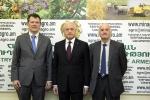 ՀՀ գյուղատնտեսության նախարարությունում քննարկվել են Եվրամիության հետ համագործակցության հեռանկարները