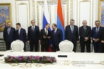 Ստորագրվել են հայ-ռուսական համագործակցության խորացմանն ուղղված մի շարք փաստաթղթեր