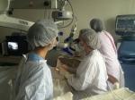 Եղջերաթաղանթի փոխպատվաստում (կերատոպլաստիկա) Մալայանի անվան Ակնաբուժական կենտրոնում