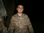 Հայկ Մելքումյանը՝ թշնամու տանկը խոցած 19-ամյա զինվորը