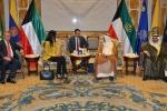 Արդարադատության նախարարը հանդիպել է Քուվեյթի մի շարք բարձրաստիճան պաշտոնյաների  հետ